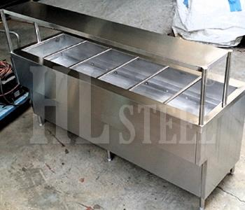 Hot Food Warmer - Electrical