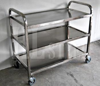 3 Tier Cutlery Trolley